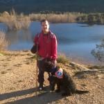 Pour qu'un chien guide travaille bien il lui faut beaucoup de moments de détente